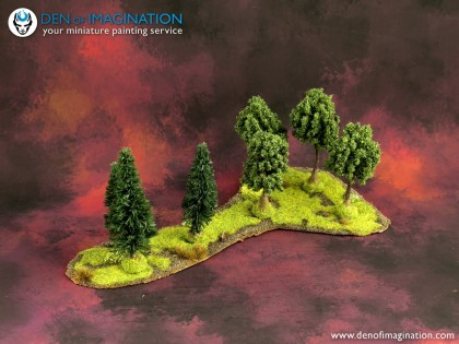 Magnetized Forest Small
