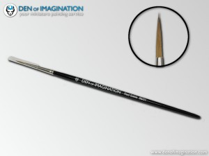 Den of Imagination 88/01 Brush