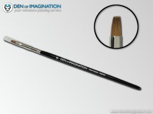 Den of Imagination 788/04 Brush
