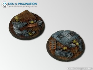 Battle Field 60mm
