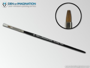 Den of Imagination 788/02 Brush